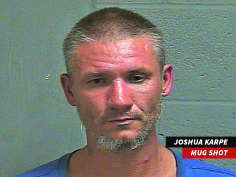 Joshua Karpe, nacho joyrider.