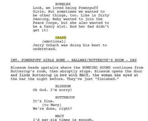 Script leak four.